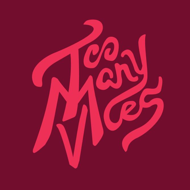 Too Many Vices Logo