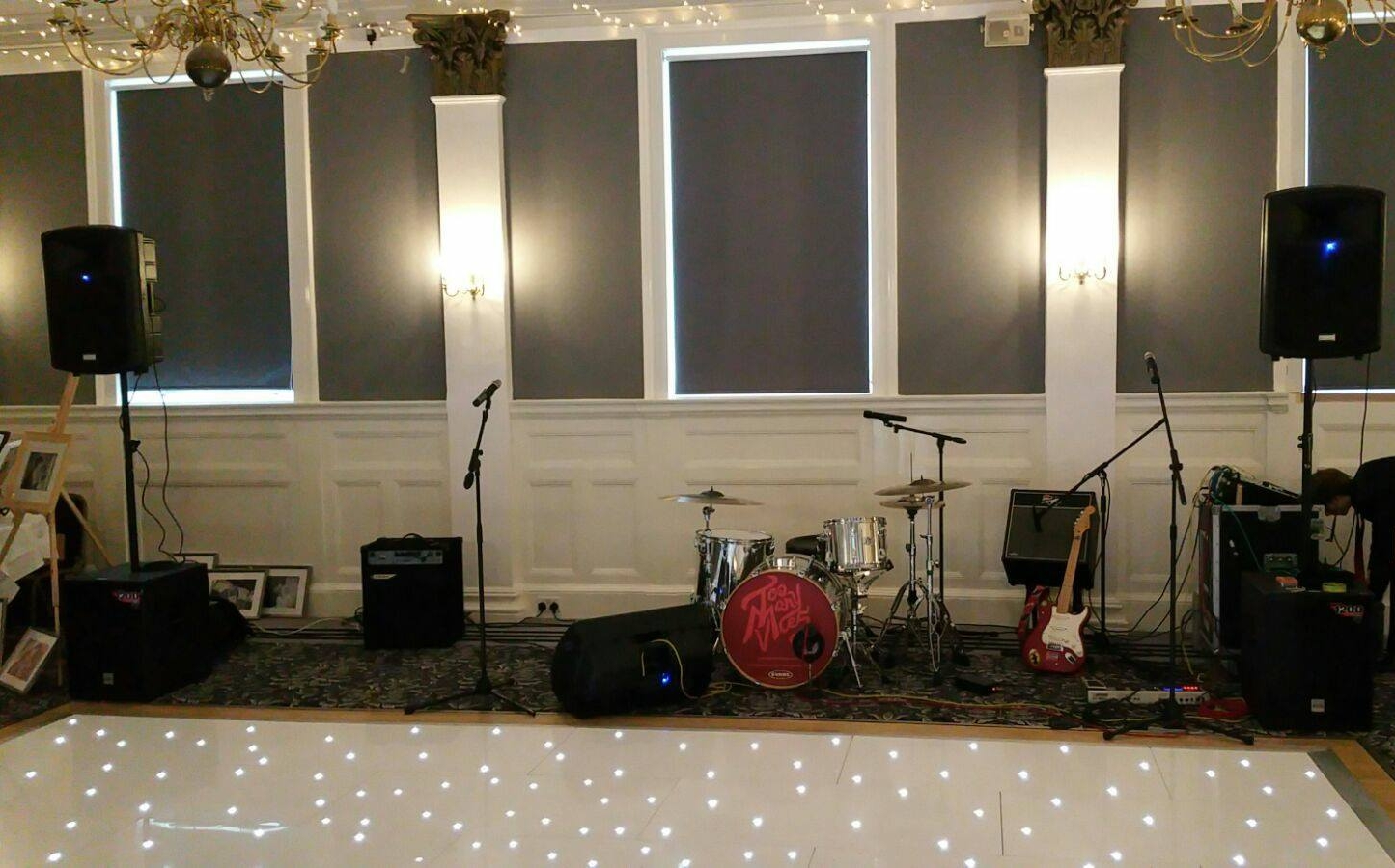 Tontine Hotel - Wedding Band Greenock