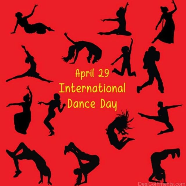 Happy International Dance day! Make sure to dance today if I don't see you at classes tonight! #danayagerdance