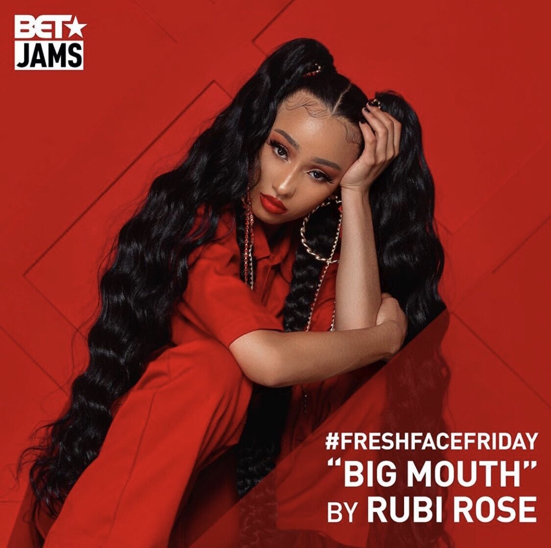 """RUBI ROSE - Rubi Rose an model, video vixen, and recording artist from Atlanta, Georgia. Signed to LA Reid's Hitco Entertainment based LA/NYC/ATL. Rubi R has starred in """"Bad and Boujee"""" by Migos and Lil Uzi Vert"""", and ft in a selection of top artist official music videos like Playboi Carti """"On Top"""", and Raury """"Cigarette Song. Embarking on her music career followed by her new track Big Mouth will be featured on BET Jamz for #freshfacefriday09/27/2019"""