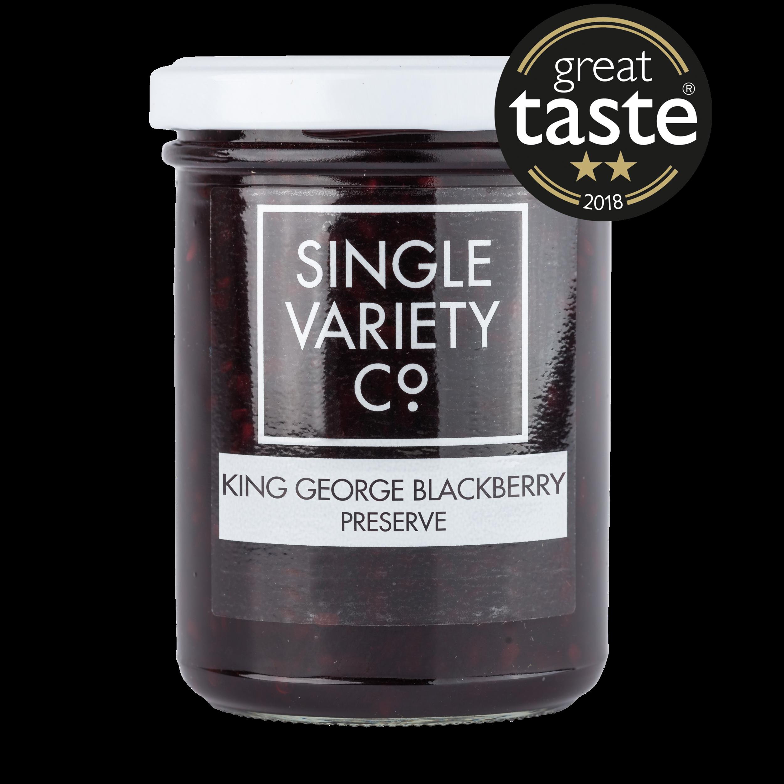 KingGeorgeBlackberry