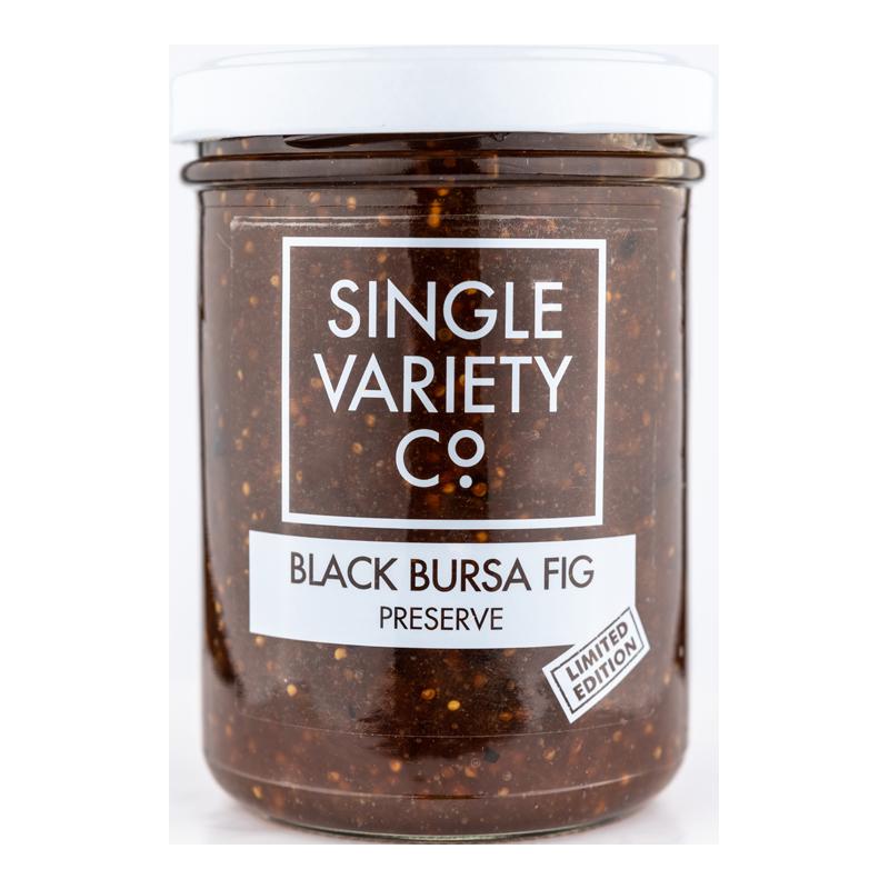 black bursa fig preserve