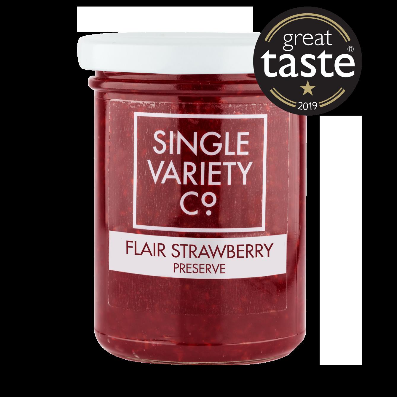 Flair Strawberry Preserve