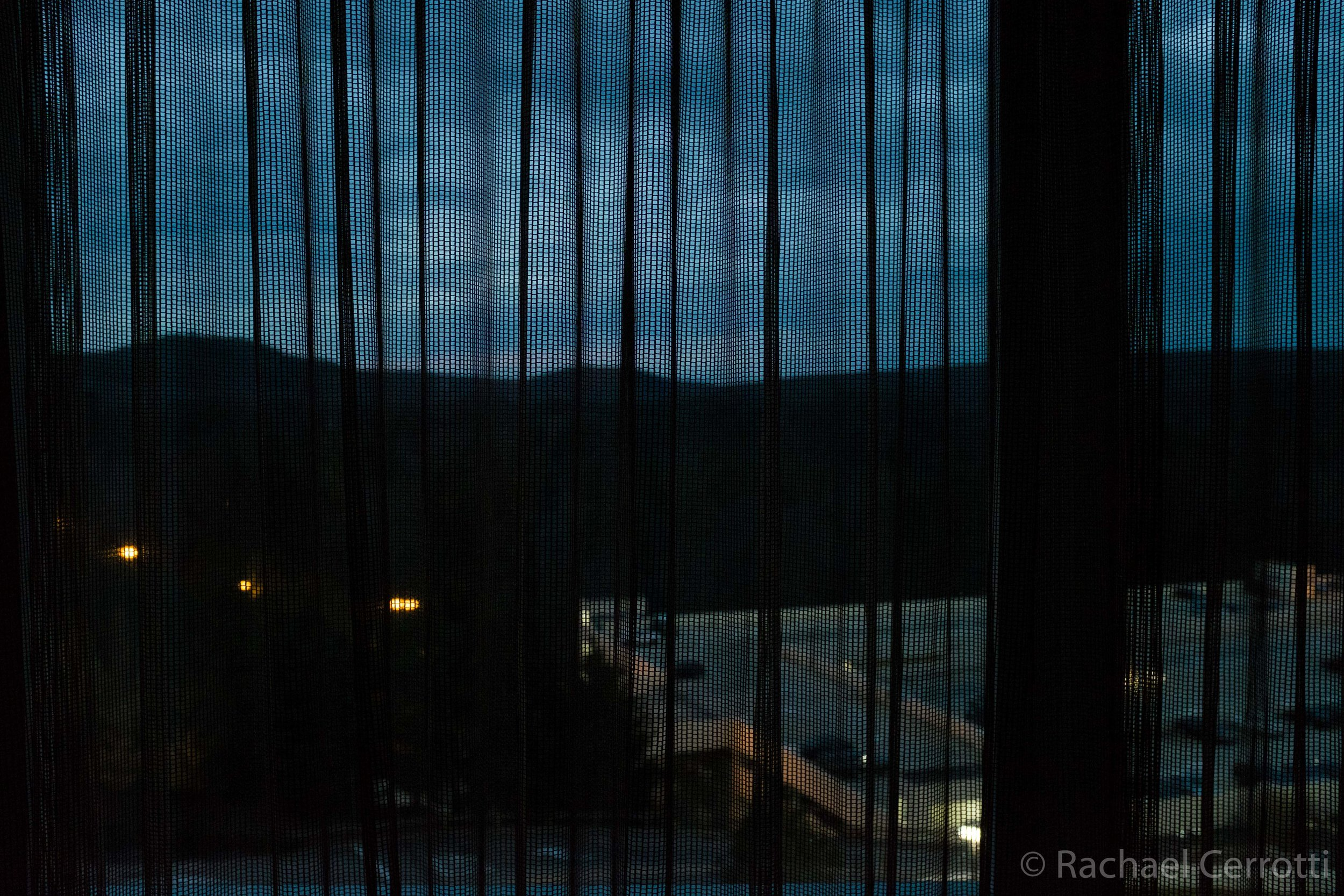 View from the room / Foxwoods Resort Casino / Connecticut