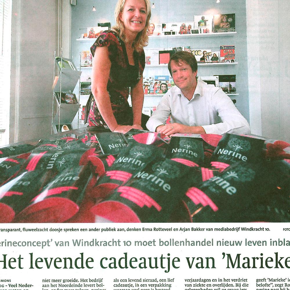 Nerine  Leidsch Dagblad  07-07-11