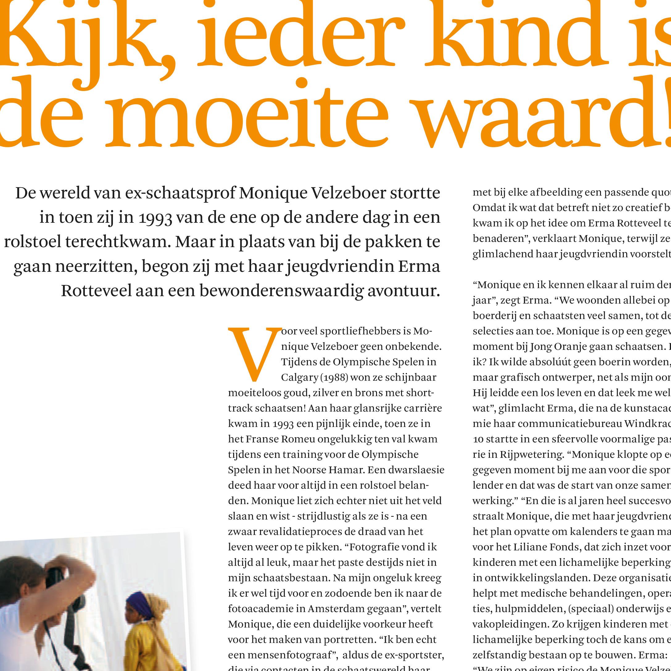 De visuele missie van Monique Velzeboer en Erma Rotteveel  Creatie  01-03-12