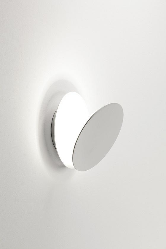 Millelumen Circles wall light pointing up