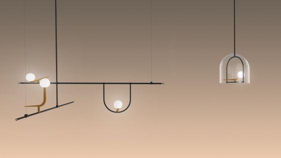 Neri & Hu Yanzi lights for Artemide 2