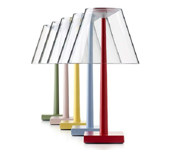 Rotaliana Dina+ cordless table light