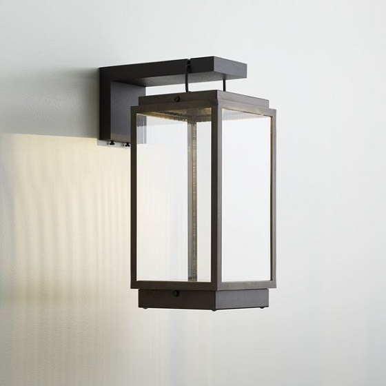 Blakes cordless wall lantern from Nautic