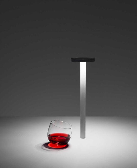 Davide Groppi cordless tetatet table light