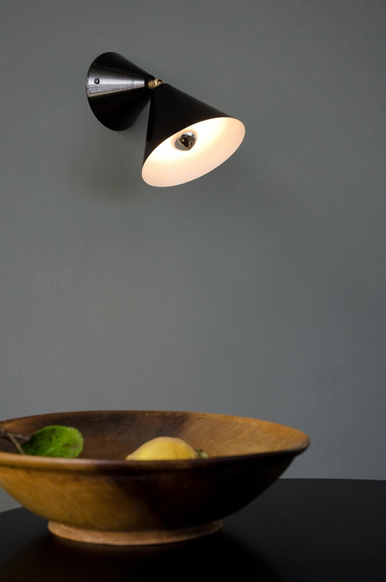 Atelier Areti Cone wall light