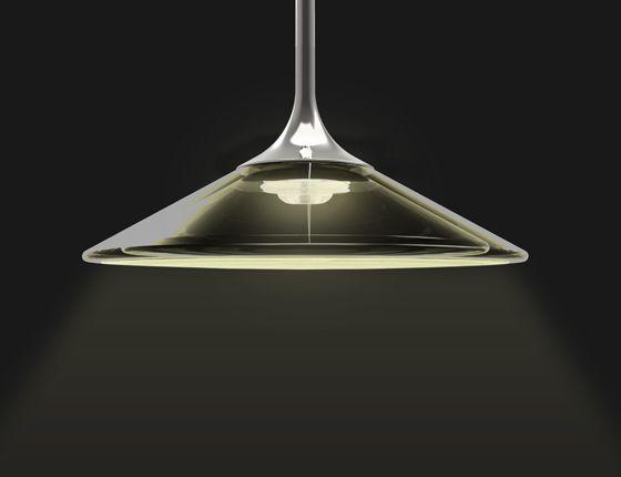 Orsa pendant light by Foster+Partners for Artemide