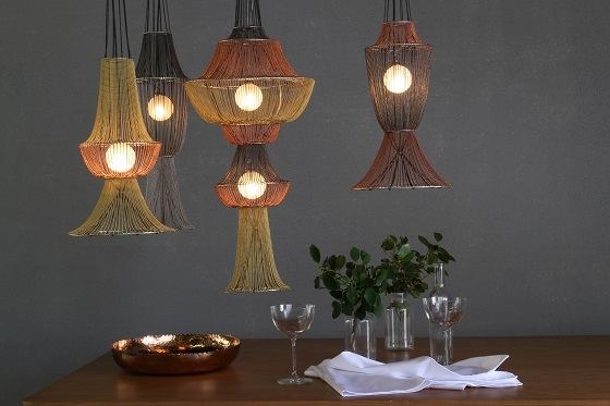 Willowlamp Moroccan Vase chandeliers