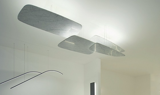 Inarchi Sasso marble pendant lights