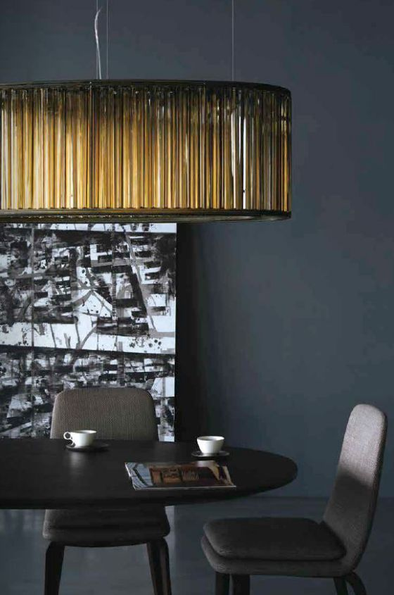 Crown Suspension light from Venice M