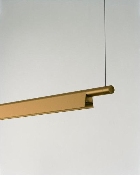luceplan-compendium-linear pendant light detail