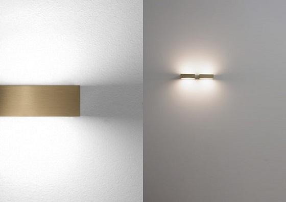 Davide Groppi Toast and Toast LED wall lights