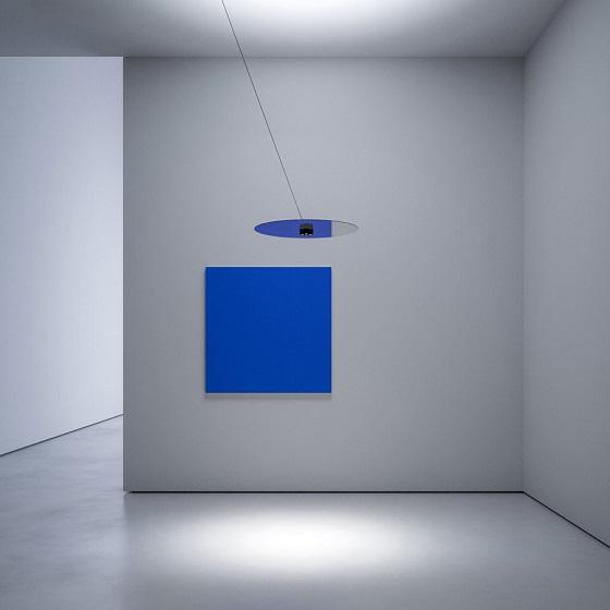 Davide Groppi cartesio pendant light