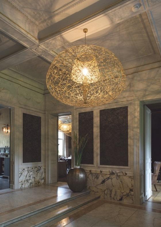Haute Couture Apus ceiling suspended