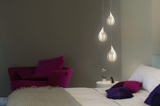LZF-002-RAINDROP pendant lights