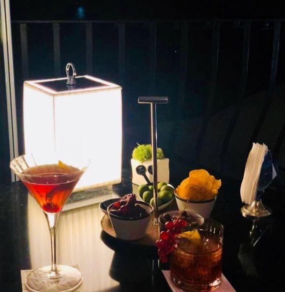 Estro STARLET Q cordless table light