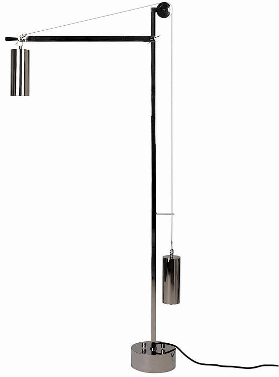 BH23. Bauhaus floor light from Tecnolumen