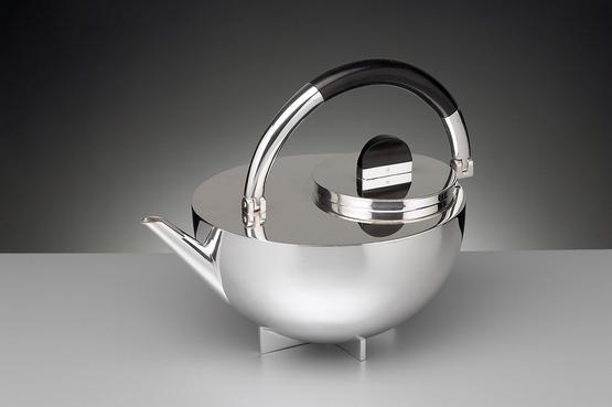 Marianne Brandt Bauhaus teapot from Tecnolumen