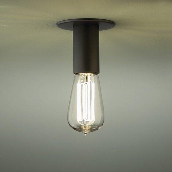 Tekna nautic Cod C ceiling light weathered brass