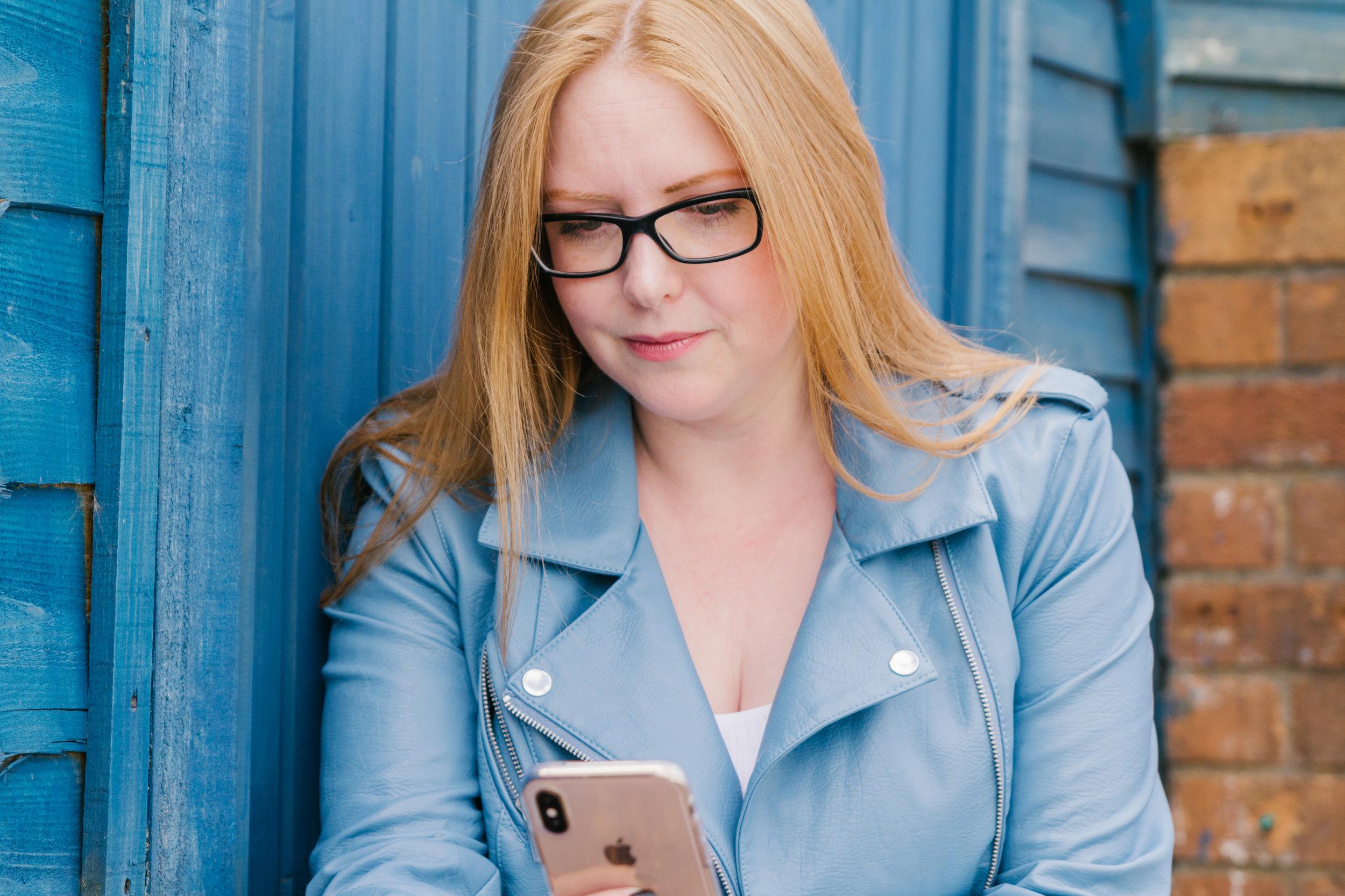 Looking at phone.jpg