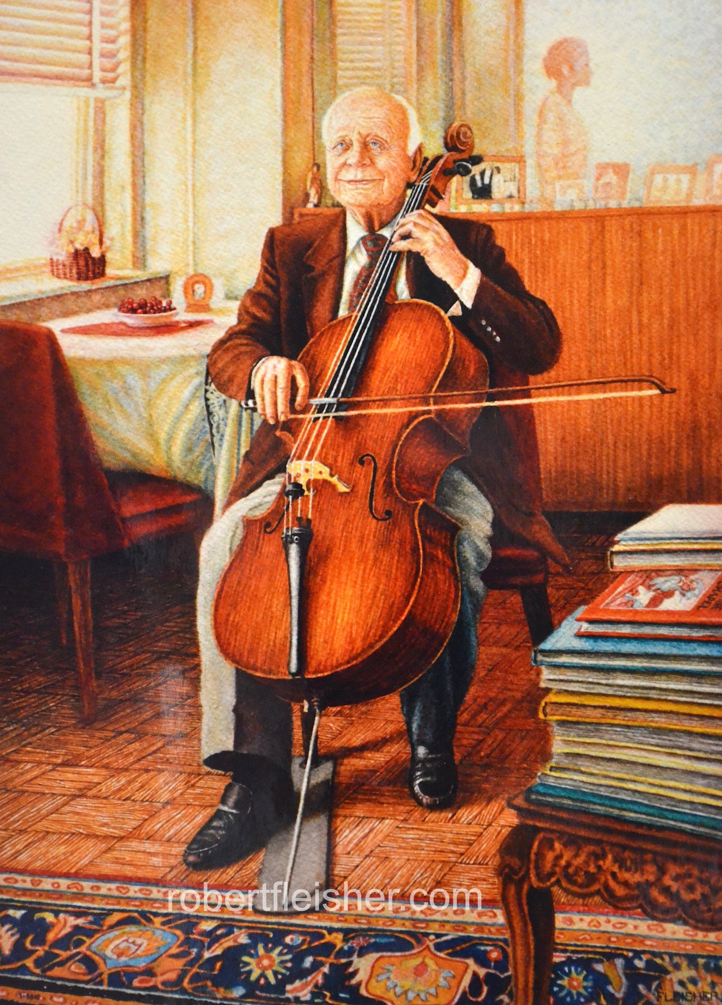 Martin Ormandy   1994   20x14   watercolor