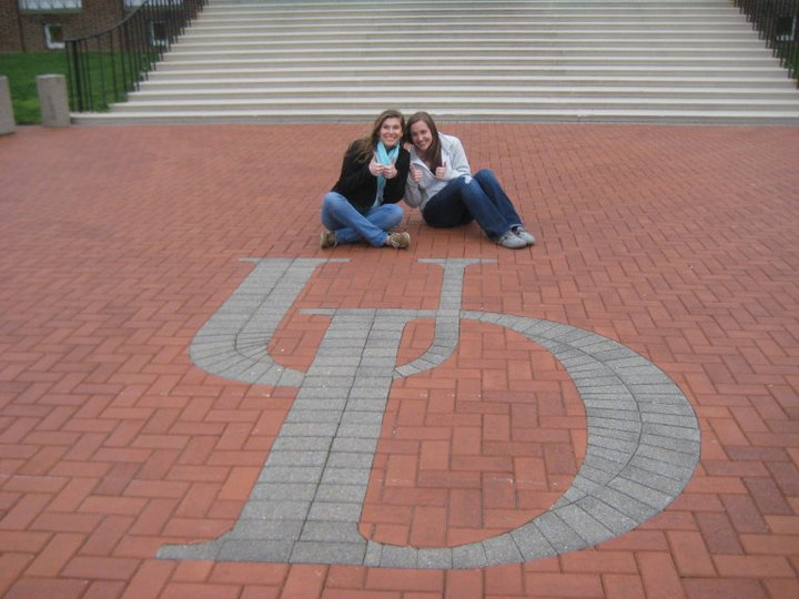 my best friend and I decided to go to the university of delaware