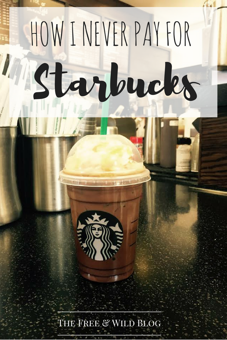 How I Never Pay for Starbucks