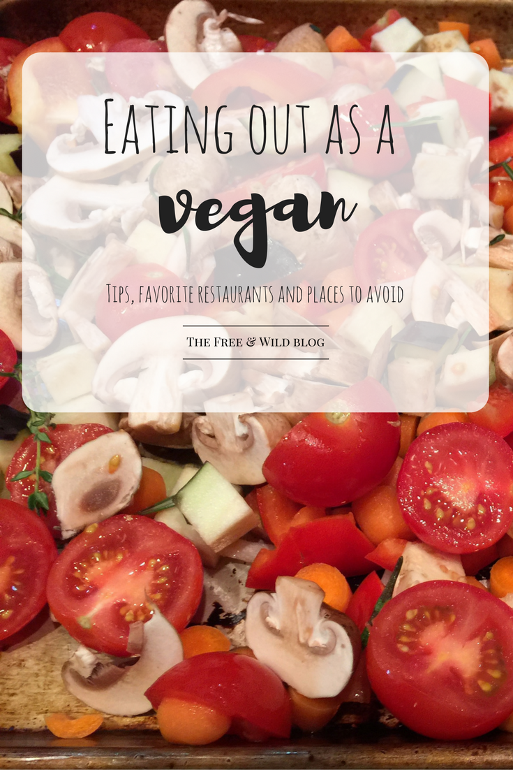 Eating Out as a Vegan