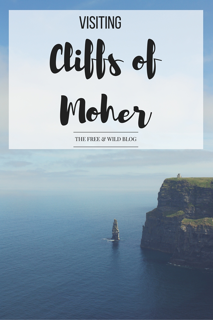 Visiting Cliffs of Moher // The Free & Wild Blog