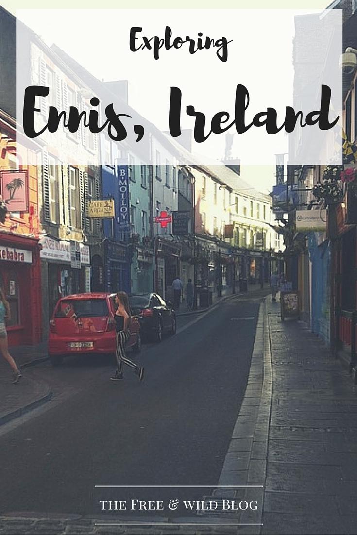 Exploring Ennis // The Free & Wild Blog