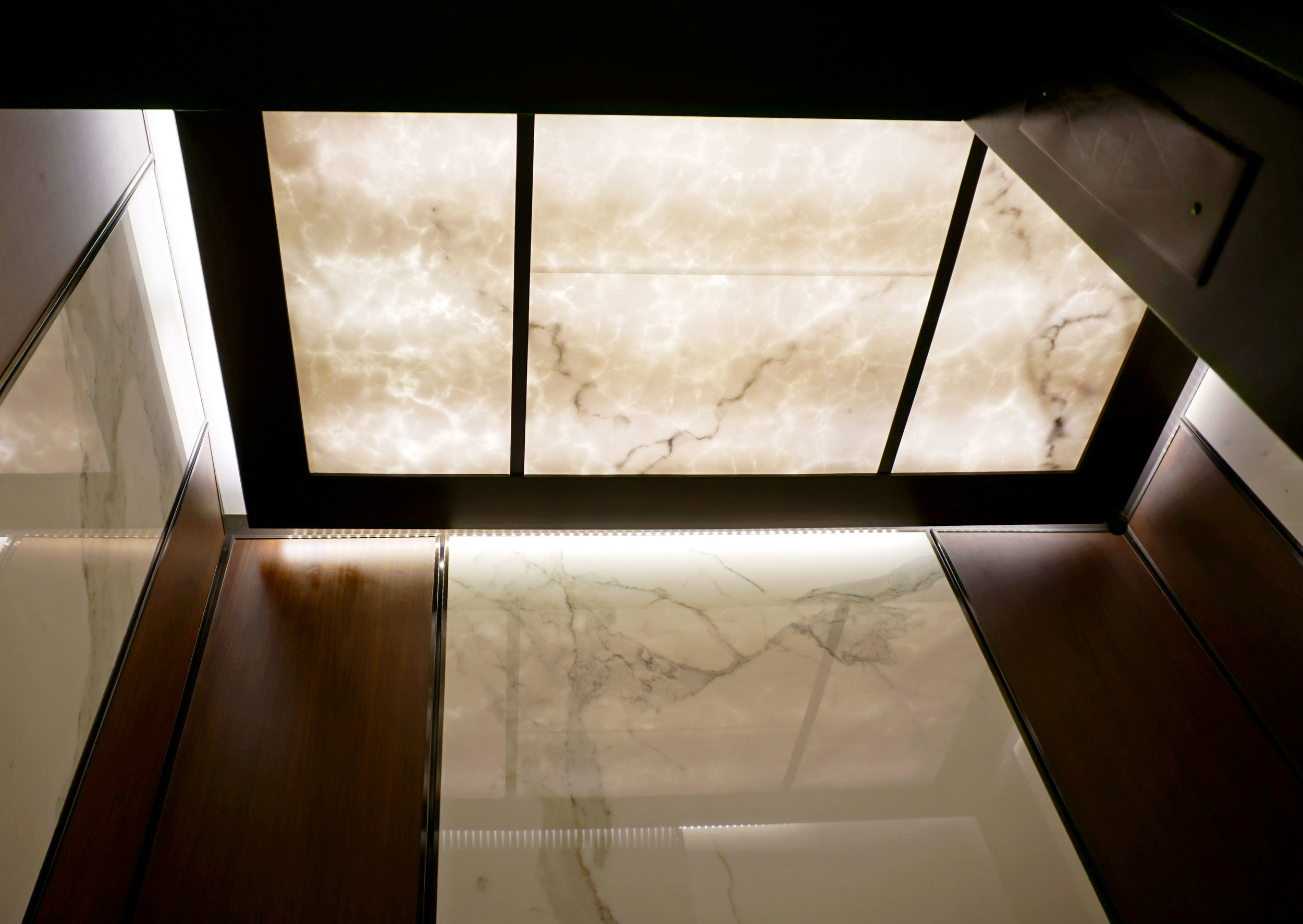 Drop Ceiling: Faced with Forms & Surfaces ViviStone