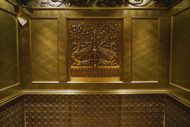 elevator pads -