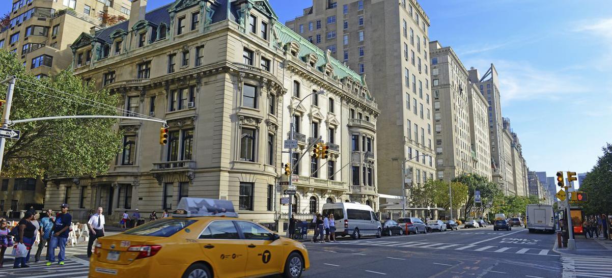 Upper East Side - east 110th Street - east 60th Street