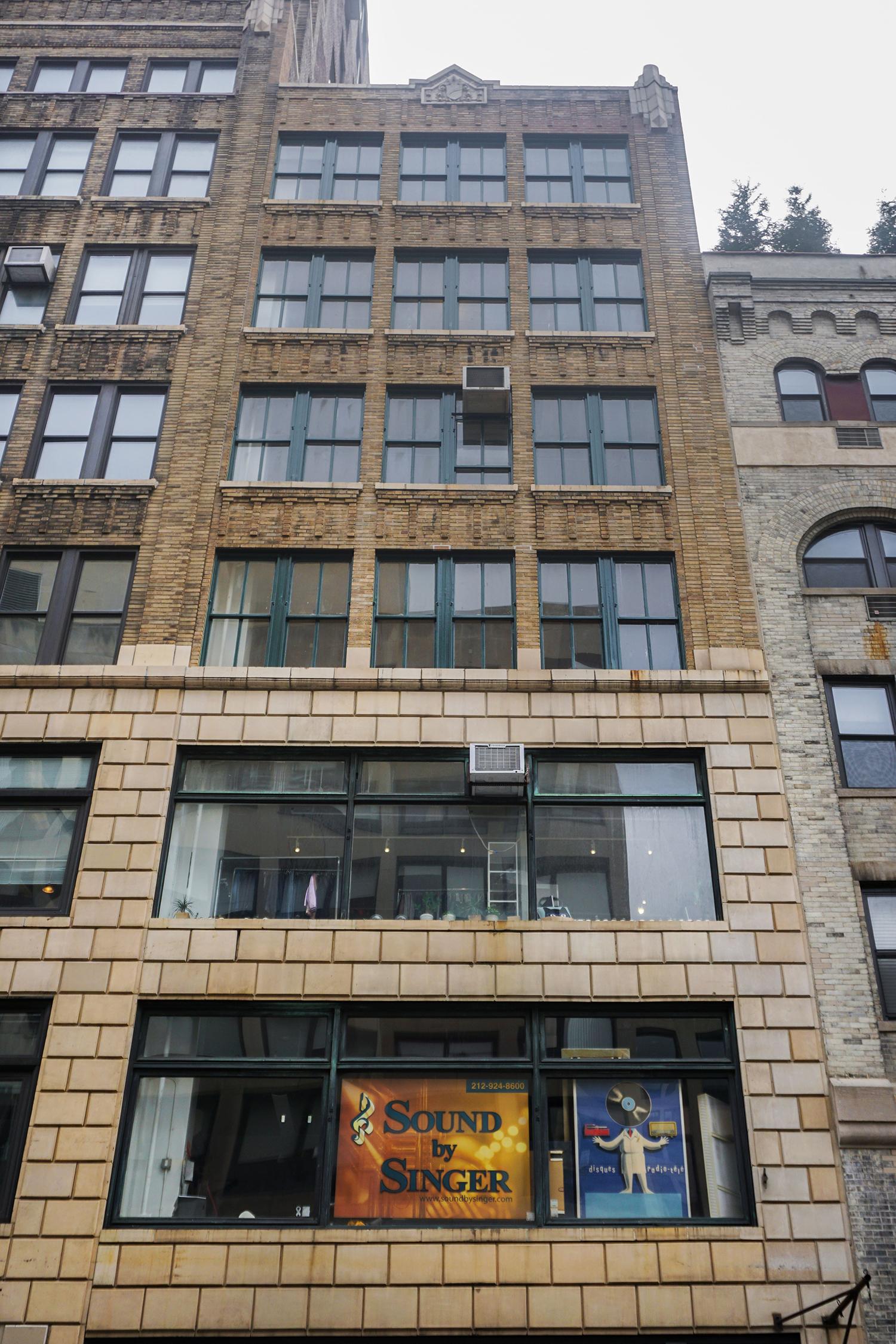 242 west 27th street -