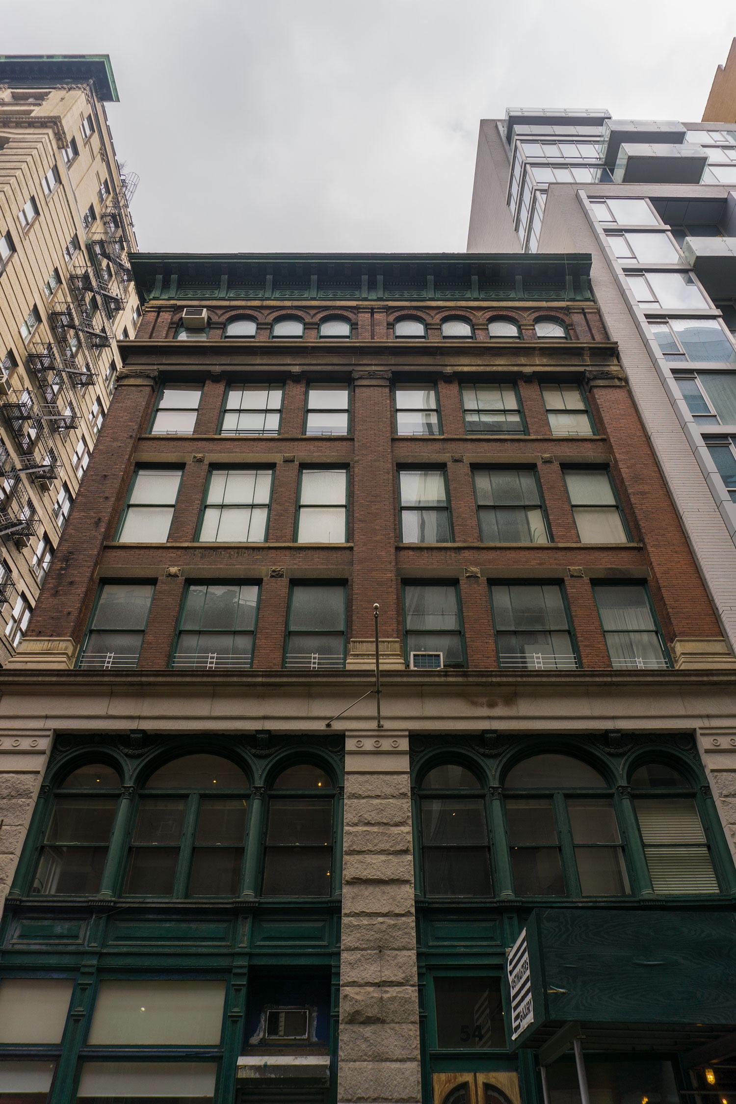 54 franklin street -