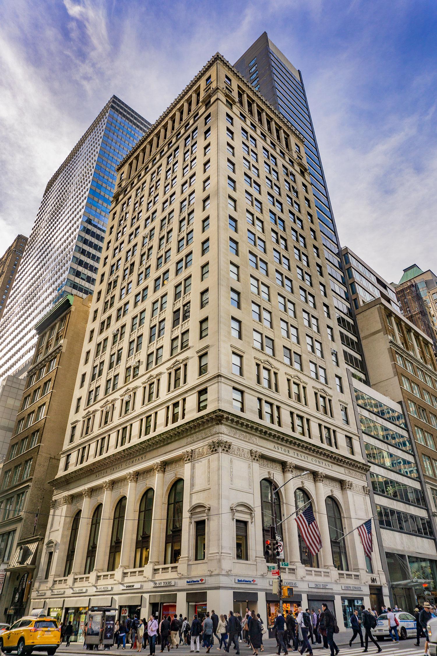 501 5th avenue -