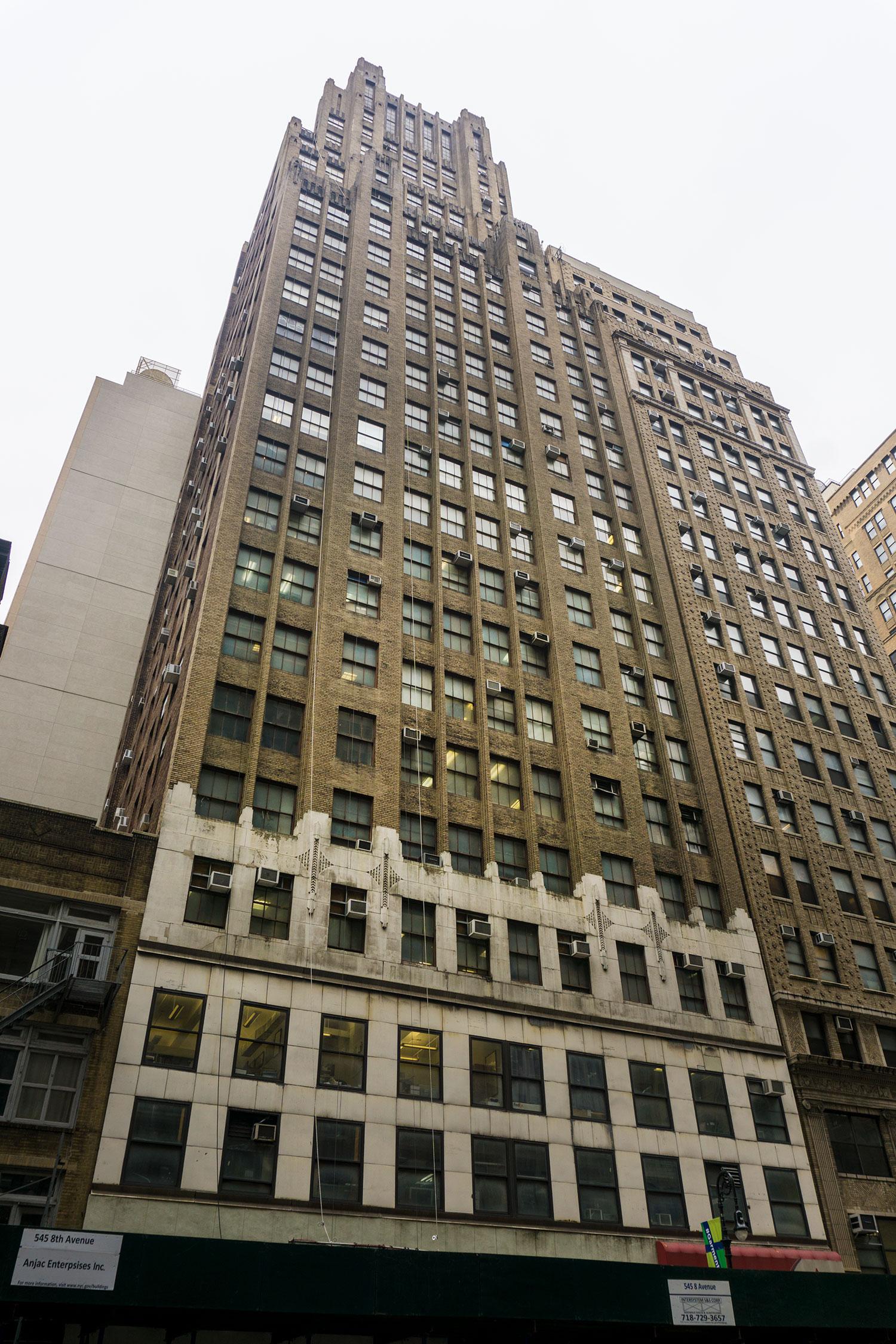545 8th avenue -