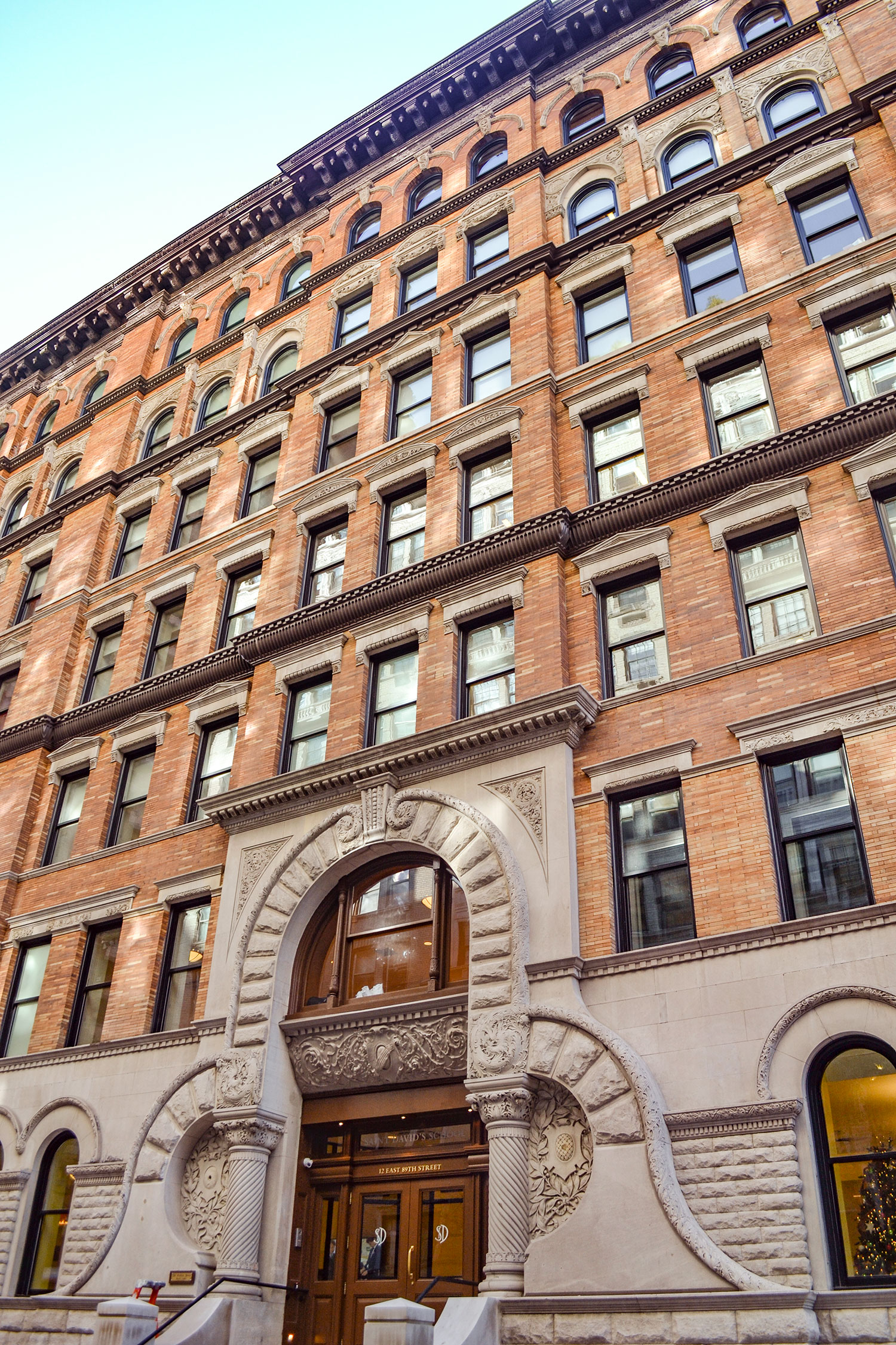 12 east 89th street -
