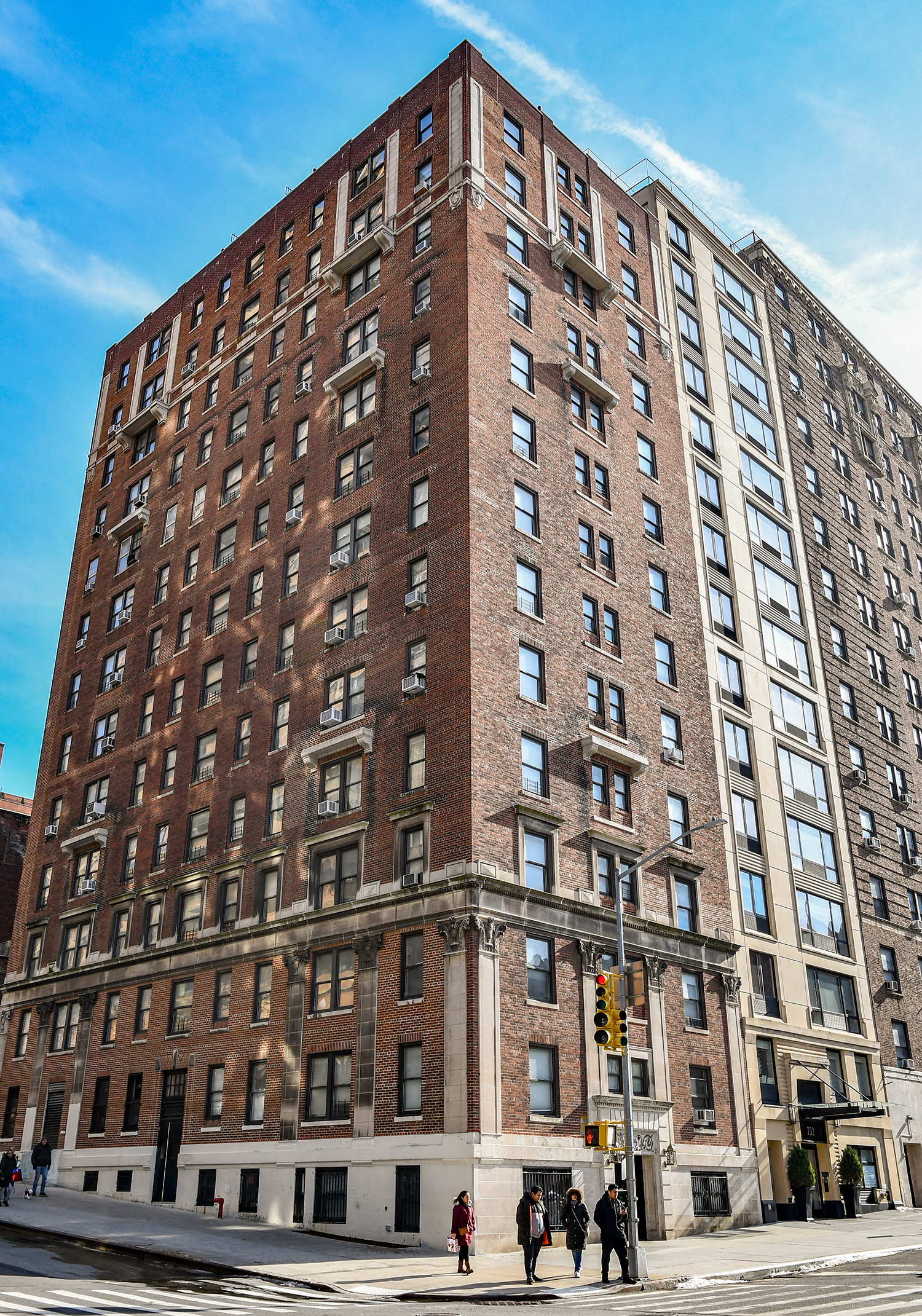 736 west end avenue -