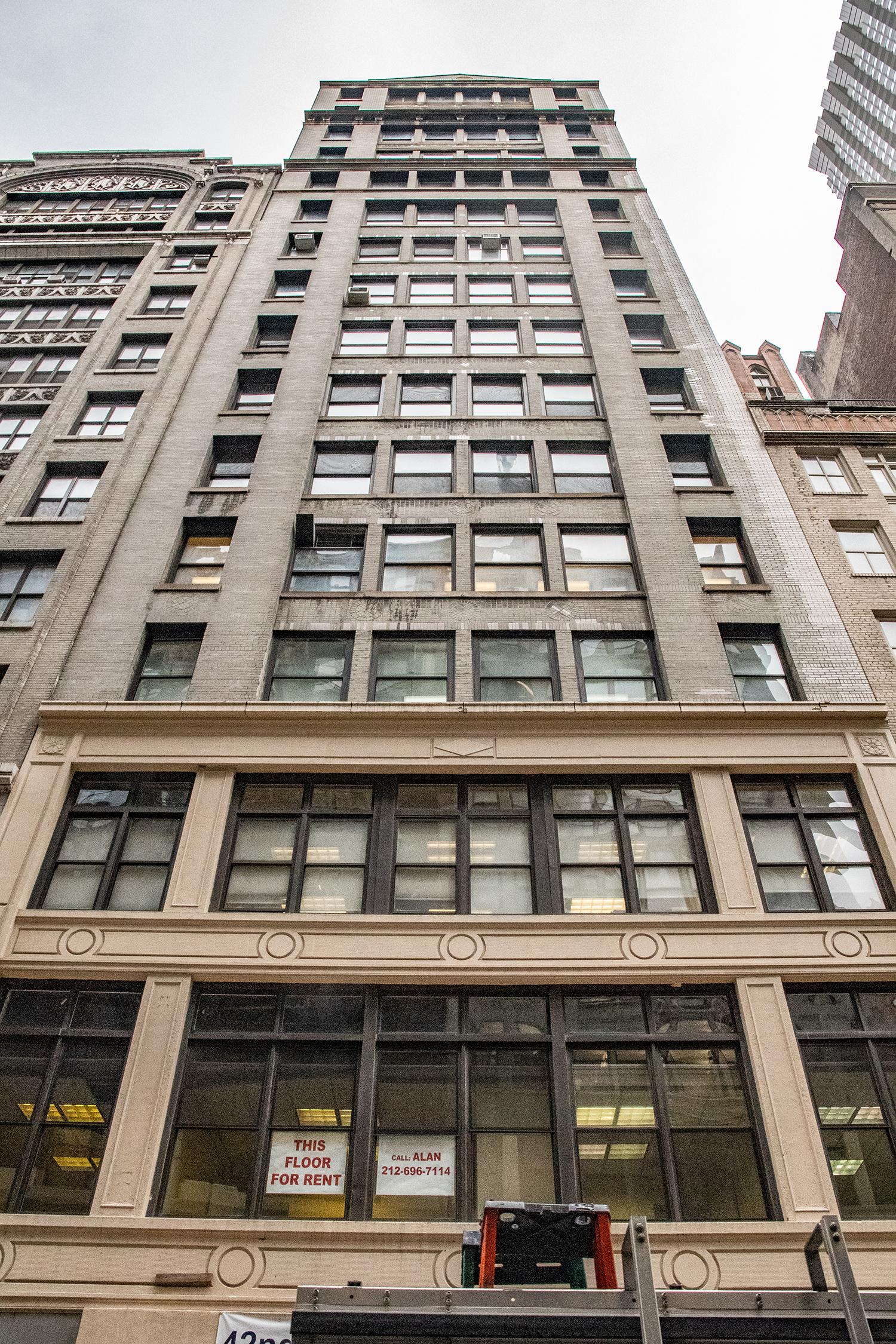 15 west 36th street -