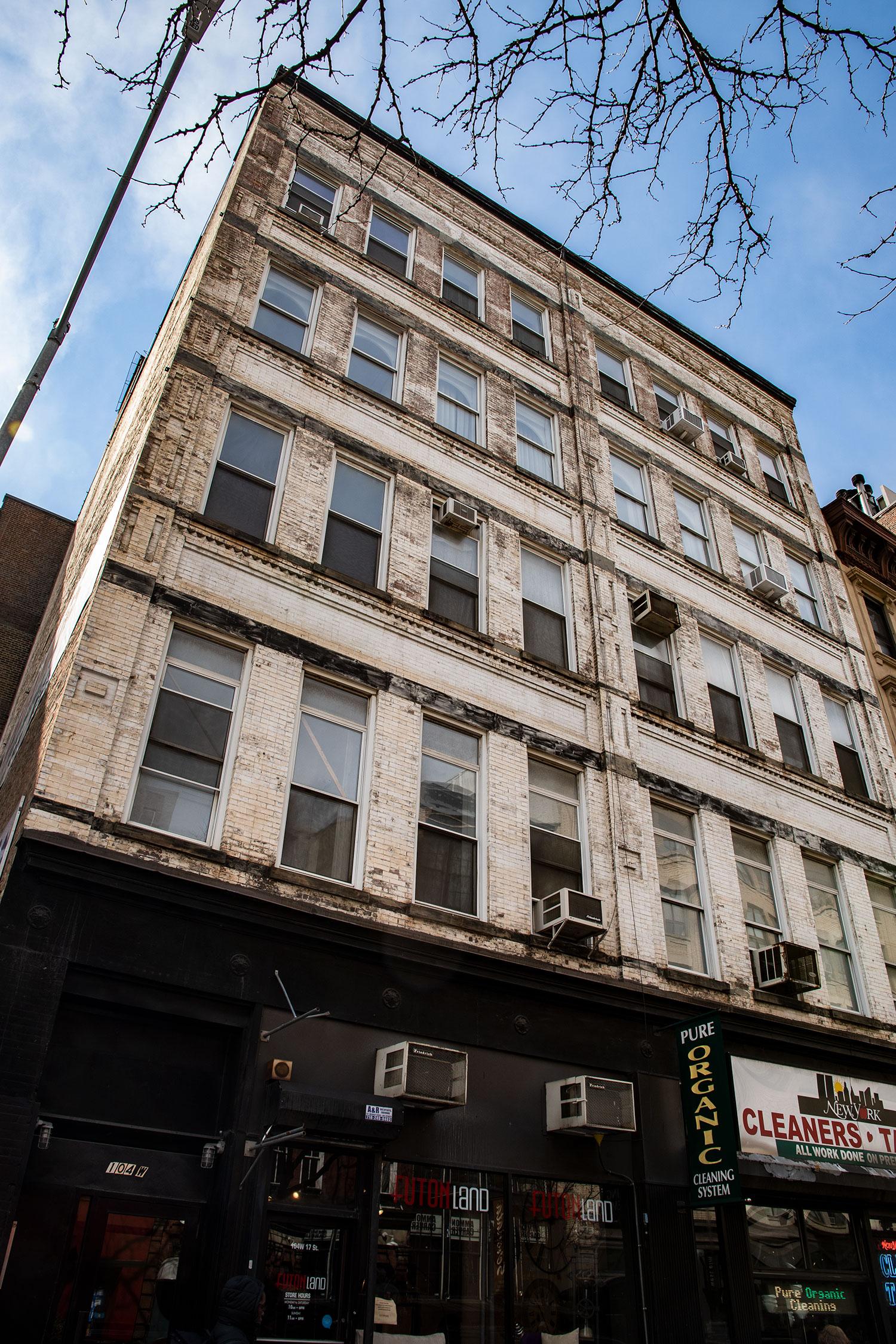 104 west 17th street -