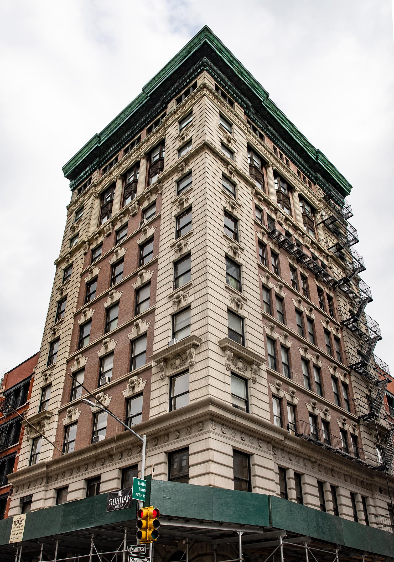 110 hudson street -