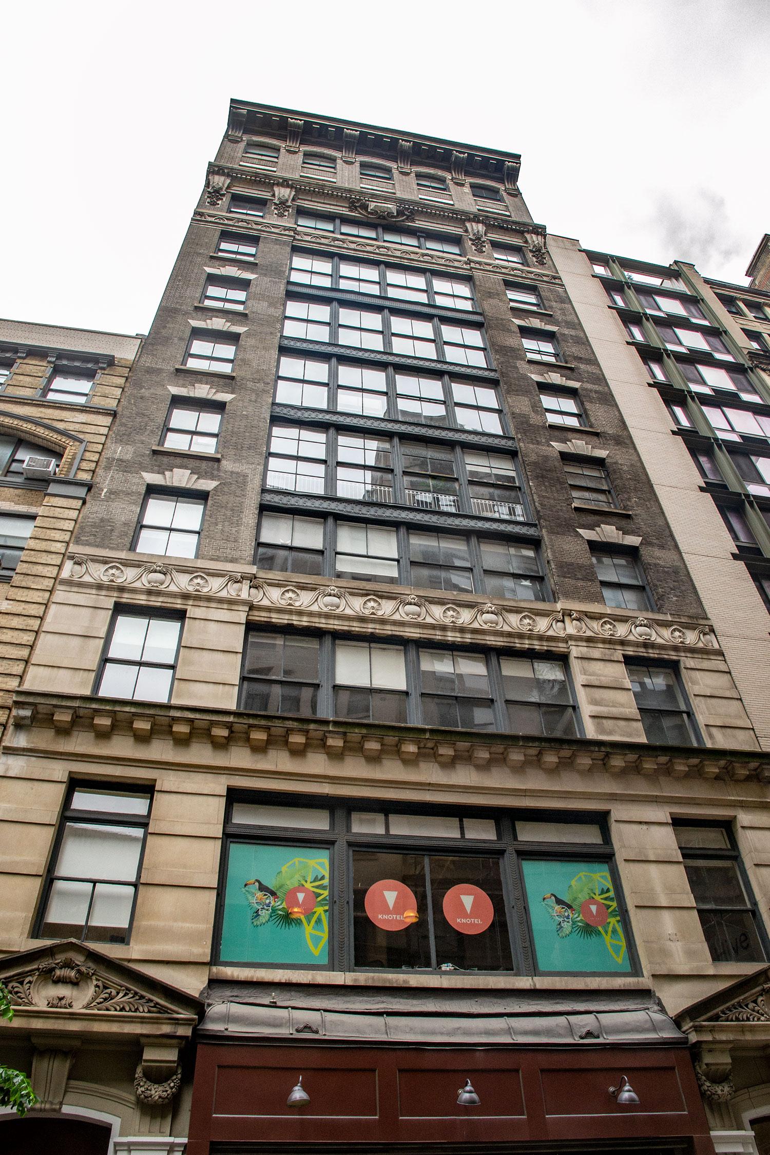 33 west 17th street -