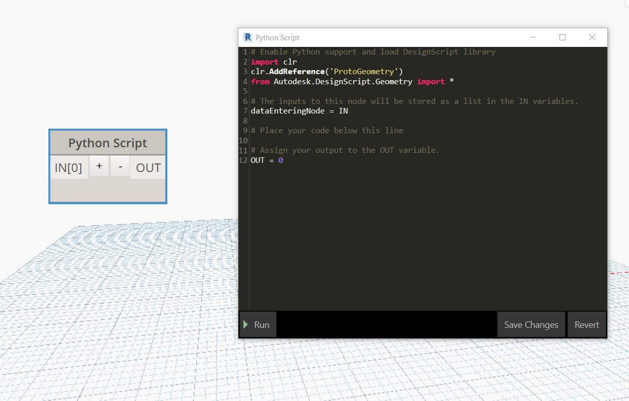 Il y déjà quelques lignes de code…effaçons les, puisque vous allez tapez vous même.